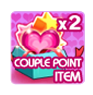 2X COUPLE POINT Item